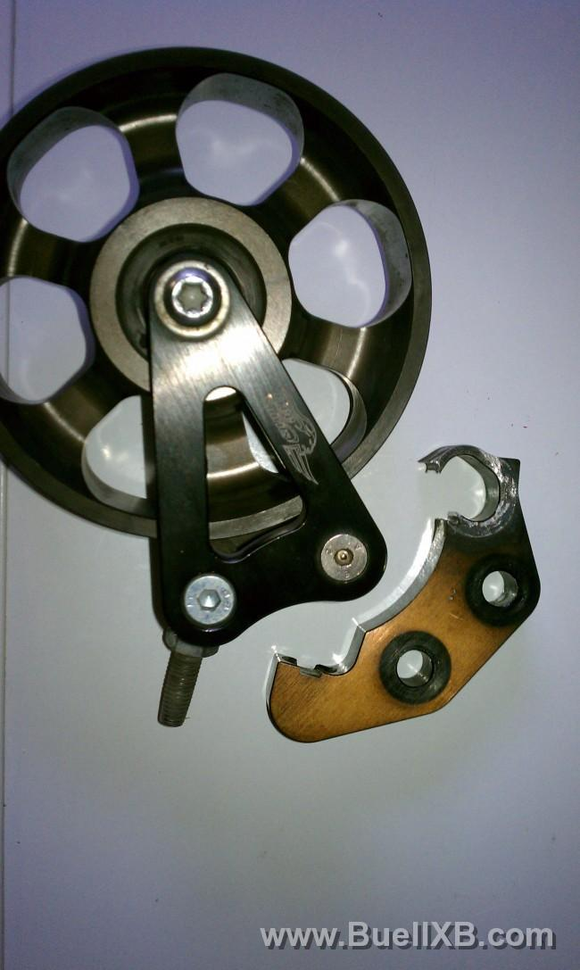 free spirits belt tensioner failure.