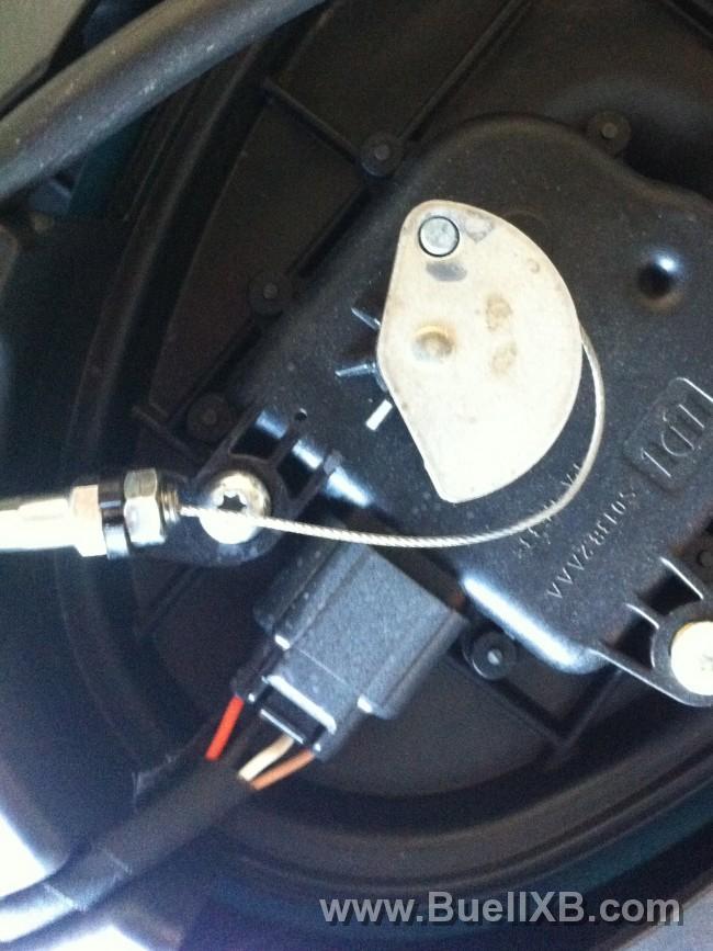 Exhaust Valve Actuator