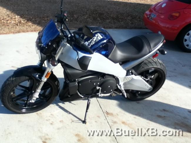 2007 buell xb9sx for sale