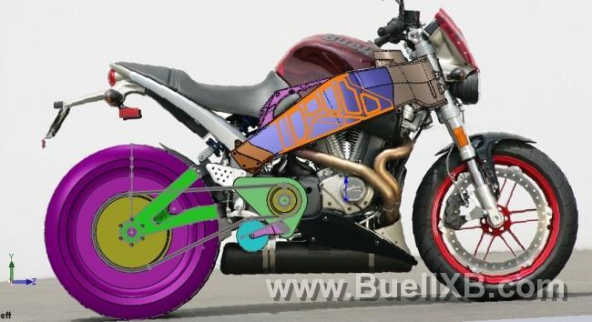 Buell XB12Scg 2009 - Custom Fighters - Custom Streetfighter