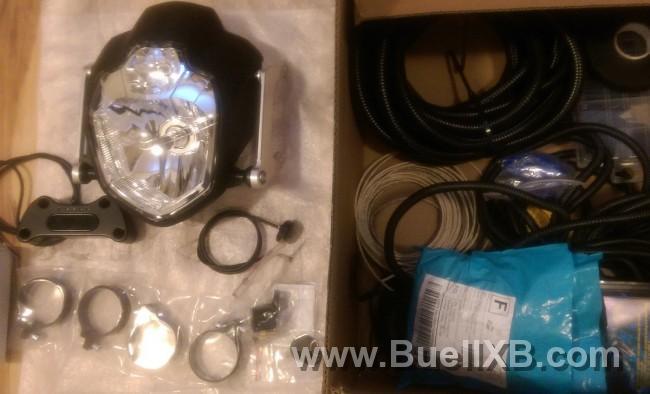 Harley Davidson XL1200C Sportster 1200 Custom Windshields