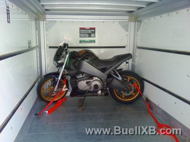 How To Tie Down A Motorcycle On A Uhaul Trailer - Top Car Updates