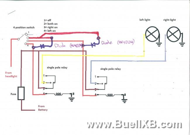 Pocket Bike Wiring Harness - Schematics Online on