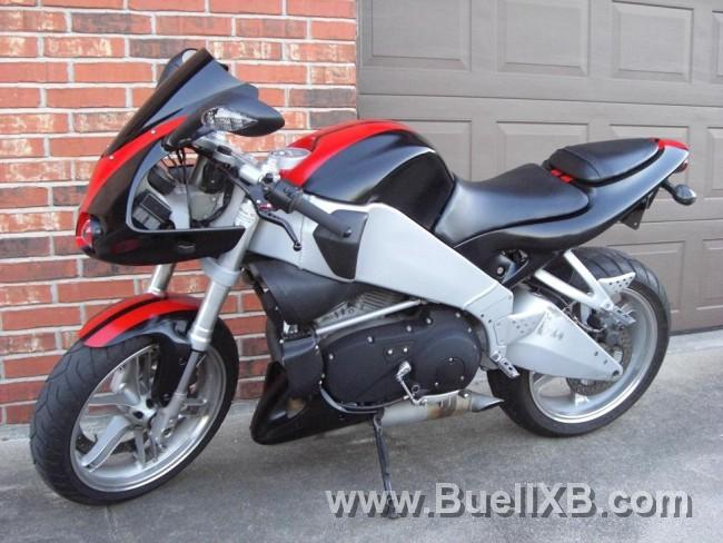2003 Buell XB9R - Custom Paint and Many Aftermarket Parts!!!
